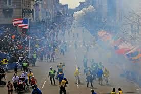 Boston marathon terrorism