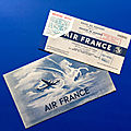 Du coupon au billet air france