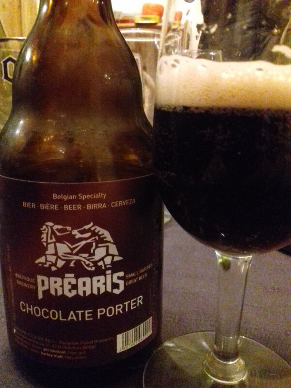prearis chocolate porter