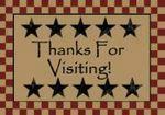 Thanksfor visiting