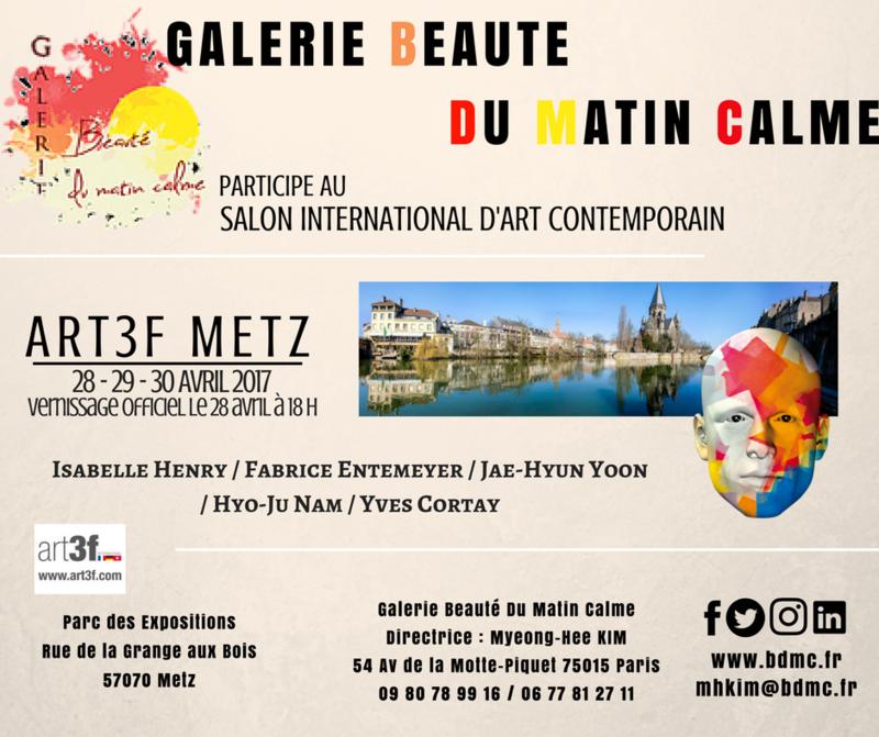 Affiche ART3F Metz