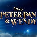 Début de tournage pour « peter pan & wendy » !
