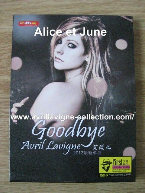 DVD Goodbye-Asie (2012)