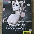 DVD Goodbye-Asie (2012)