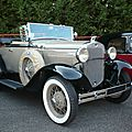 Ford model a roadster 1930