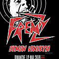 Dimanche 12/05 : frenzy (psychobilly / neo rockabilly - uk) + demon vendetta (surf rock – fr)
