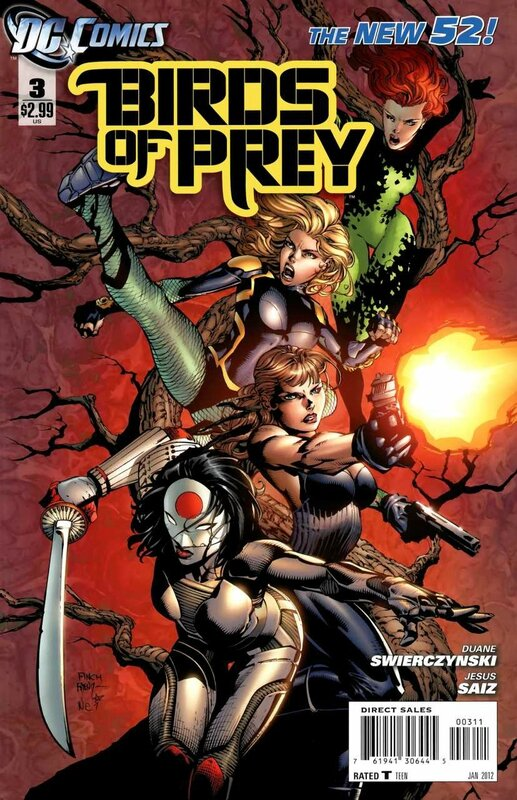 new 52 birds of prey 03