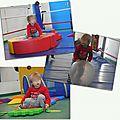 Lundi 12 janvier 2015 - babygym