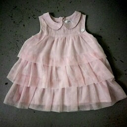 robe jupon tulle rose