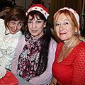 Les 3 soeurs : Corinne, Thaly et Pat