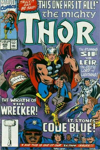 mighty thor 1966 426