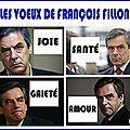 Les voeux de françois fillon pour 2017