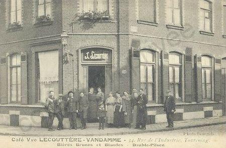 tg café Lecouttère-Vandamme rue industrie