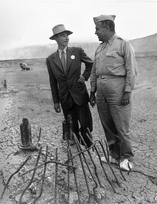 800px-Trinity_Test_-_Oppenheimer_and_Groves_at_Ground_Zero_002