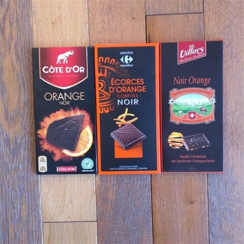 Comparatif de chocolats ©Kid Friendly