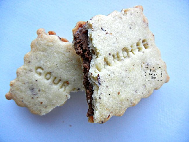 gourmandise prunillefee biscuits