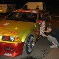 Finale de la Coupe de France des rallyes 2007 à Mende