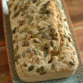 Lazy loaf aux graines de courge