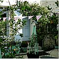 FANIONS en tissus liberty jardin valerie albertosi
