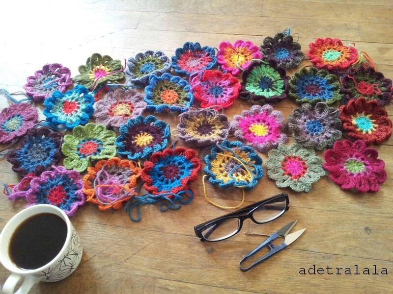 fleurs café