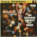 Sal Salvador Quartet With Brass - 1958 - Colors in Sound (Decca)