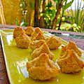 Rochers coco-amande