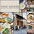 {restaurant} pois chiche