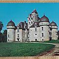 Aynac - le chateau