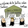 Sarkozy, lapsus, clearstream, justice et culpabilité publique