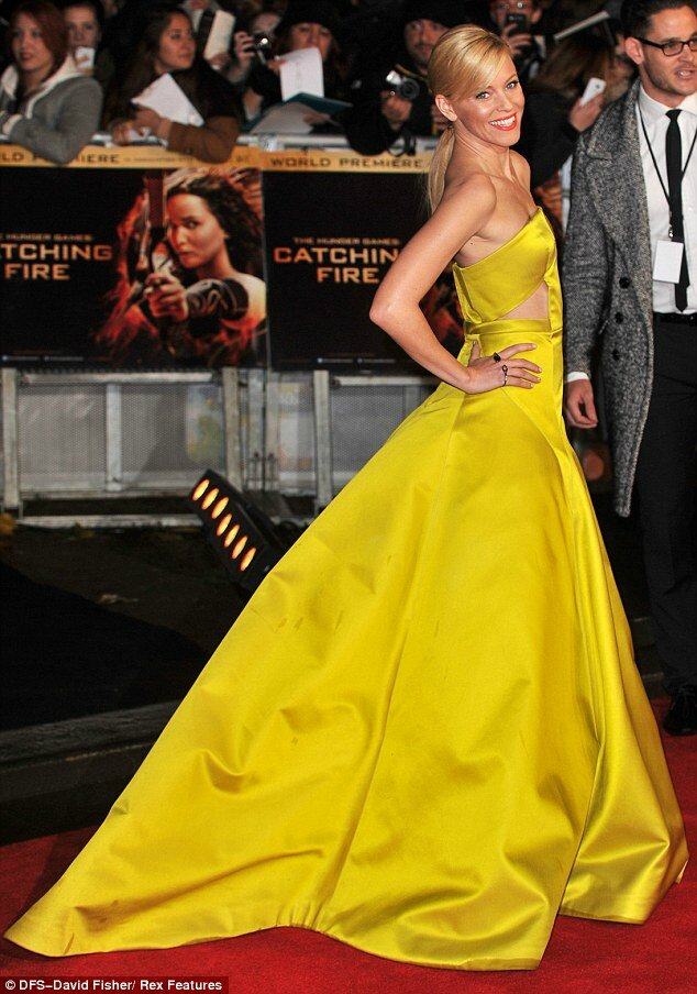 Catching Fire London Premiere 09