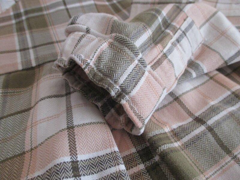 blouse van poignets