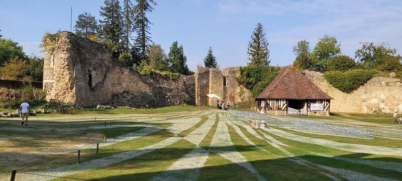 20200920_113440 Domaine du château d'Harcourt