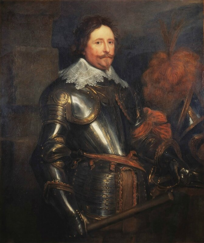 Sir Anthony van Dyck, Flemish (1599-1641), Frederick Henry, Prince of Orange, 1628