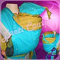 Mei taï - porte bébé chinois d'aurélie g.