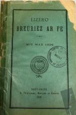 Lizerou 1896 - 1