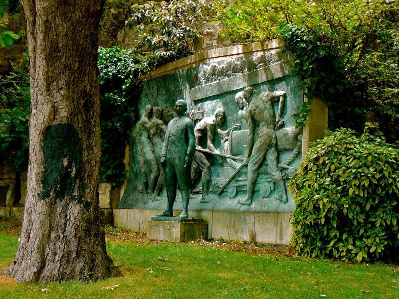 Hommage à François Joseph Paul, marquis de Grasse Tilly, comte d