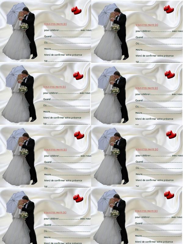 carte d'invitation noël creation minouchapassion plaque mariage2