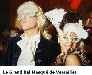 Carnaval de Versailles 2012 Bal de Versailles Lutetia Blog Lutetiablog