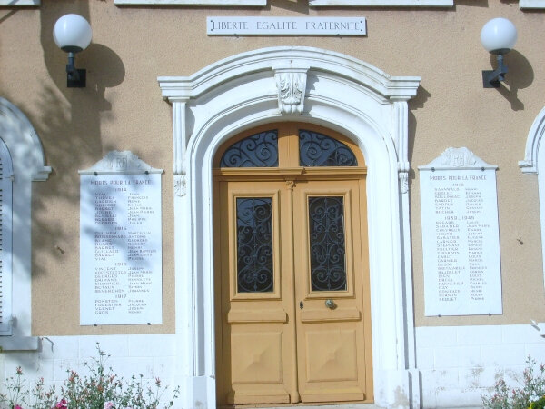 69580 -Sathonay Camp - Mairie
