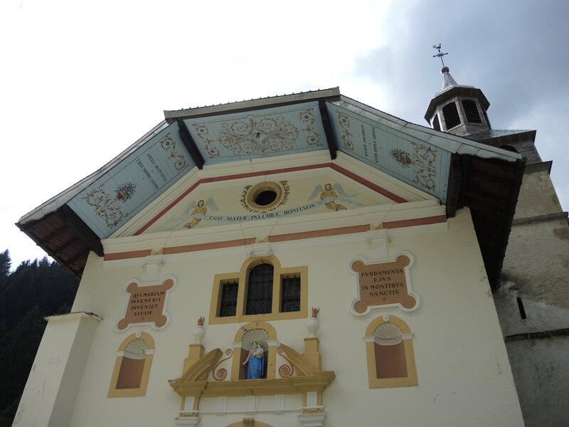 Saint-Gervais-les-Bains, église (74)