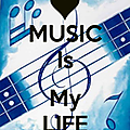 Music is my life... [42]