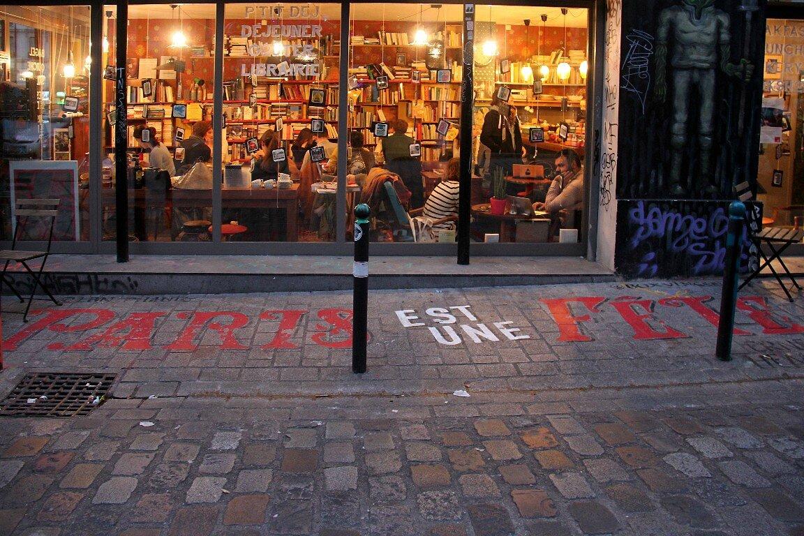 Paris est une fête, Belleville_6987