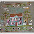 May - country cottage needleworks
