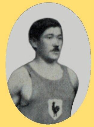 Albert Goepfert (JO Anvers 1920)