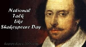 Happy Shakespeare Day 2019 Quotes, Sayings & Facts- Talk Like ...