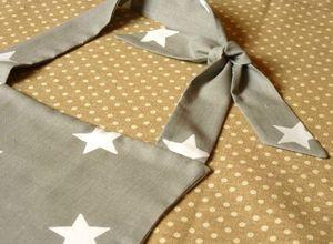 tablier gris à étoiles (5)