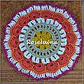 Roselaine281 mandala simply crochet