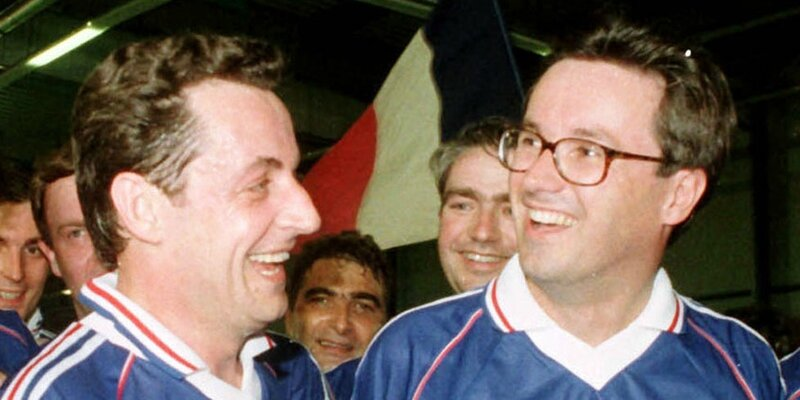 Dupont-Aignan Sarkozy 1998