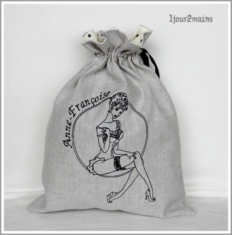 sac pin up marie françoise