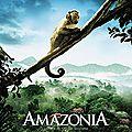 Affiche AMAZONIA